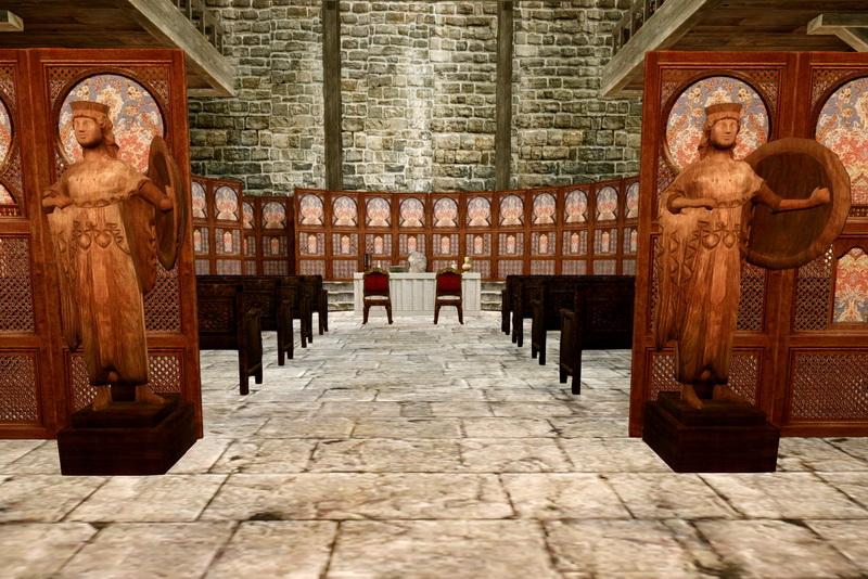 L'album photos souvenir d'Archeage - Page 2 Eglise0